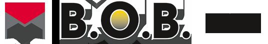 B.O.B. Bouw Logo